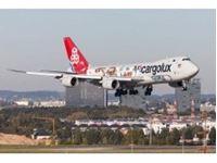 "Picture of 1:144 Boeing 747-8F Cargolux ""Cutaway"" - Ltd. Edition"