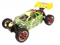 Picture of 1/10 Auto radiocomandata a scoppio Buggy 4wd