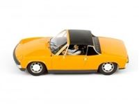 Picture of Porsche 914/6 - Street version - Signal Orange