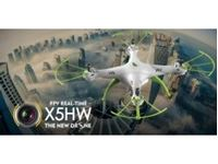 Picture of 4CH six-axis aircraft with wifi-camera