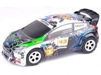Immagine di 1:24 Auto Rally radiocomandata superveloce con radio in 2.4Ghz