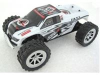 Immagine di 1:24 Monster Truggy radiocomandata superveloce con radio in 2.4Ghz