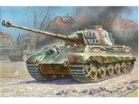Immagine di 1/100 Sd .Kfz.182 King Tiger Henschel Nuovo stampo