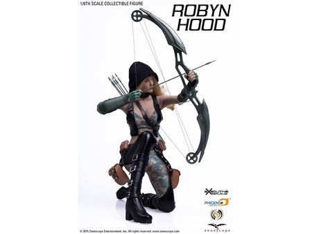 Immagine di Phicen Robyn Hood 1:6 Action Figure