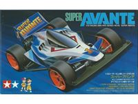 Immagine di Tamiya Super Avante (Racer Mini four wheel drive: 18046