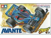 Immagine di TAMIYA 1:32 MINI 4WD AVANTE 2001 JUNIOR CON MOTORE ART 18031