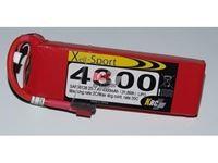 Picture of Lipo Xell-Sport 7,4V 4300MAH 2S 30C