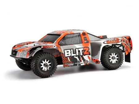 Immagine di HPI Electric Short Course Truck Blitz 2WD 1:10 27 MHz RTR