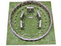 Immagine di 1/135 Stonehenge Amesbury-England 2500 Bc dim.280x280x70mm (Pcs.121)