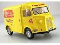 Immagine di Auto Citroen H Van 1/24 Crepe Mobile Type Limited Edition