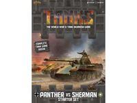 Picture of TANKS - Panther vs Sherman Starter Set (Italian)