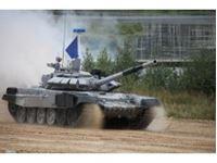 Immagine di PRODOTTO IN ESCLUSIVA PER SPAGNA E PORTOGALLO - 1/35 Russian T-72B3M MBT