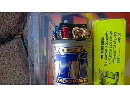 Picture of Motore elettrico Reedy 391 11 Single C4 Magnet