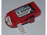 Picture of RCS - Lipo Xell-Sport 11.1V 1300MAH 3S 25C SAF08108