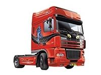 Picture of Italeri - 1/24  3834S - DAF XF 95 Super Space Cab