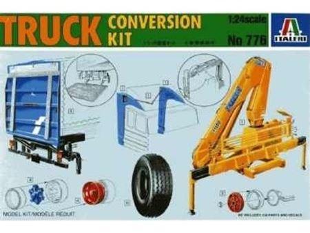 Immagine di Italeri - 1/24 Truck Conversion Kit 776