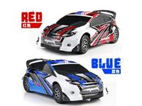 Immagine di WL TOYS MINI RALLY 1/18   2,4  BLU