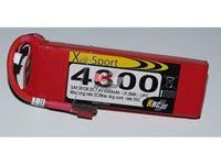 Immagine di RCS - Lipo Xell-Sport 11,1V 4300MAH 3S 30c  SAF08129