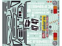 Picture of Tamiya -  decals x Carrozzeria Golf Mk.1 Racing Group 2