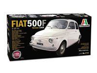 Picture of ITALERI  1/12 Fiat 500 1968