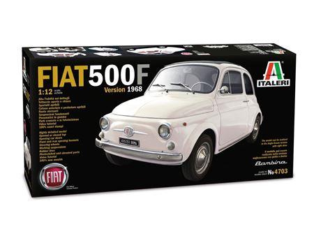 Immagine di ITALERI  1/12 Fiat 500 1968
