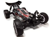 Immagine di SPIRIT EBD Buggy elettrico RC-550 Turbo speed Radio 2.4ghz 1:10 RTR 4WD