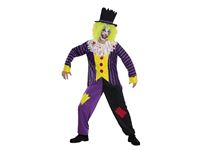 Immagine di Costume di Carnevale per adulto Scary Clown