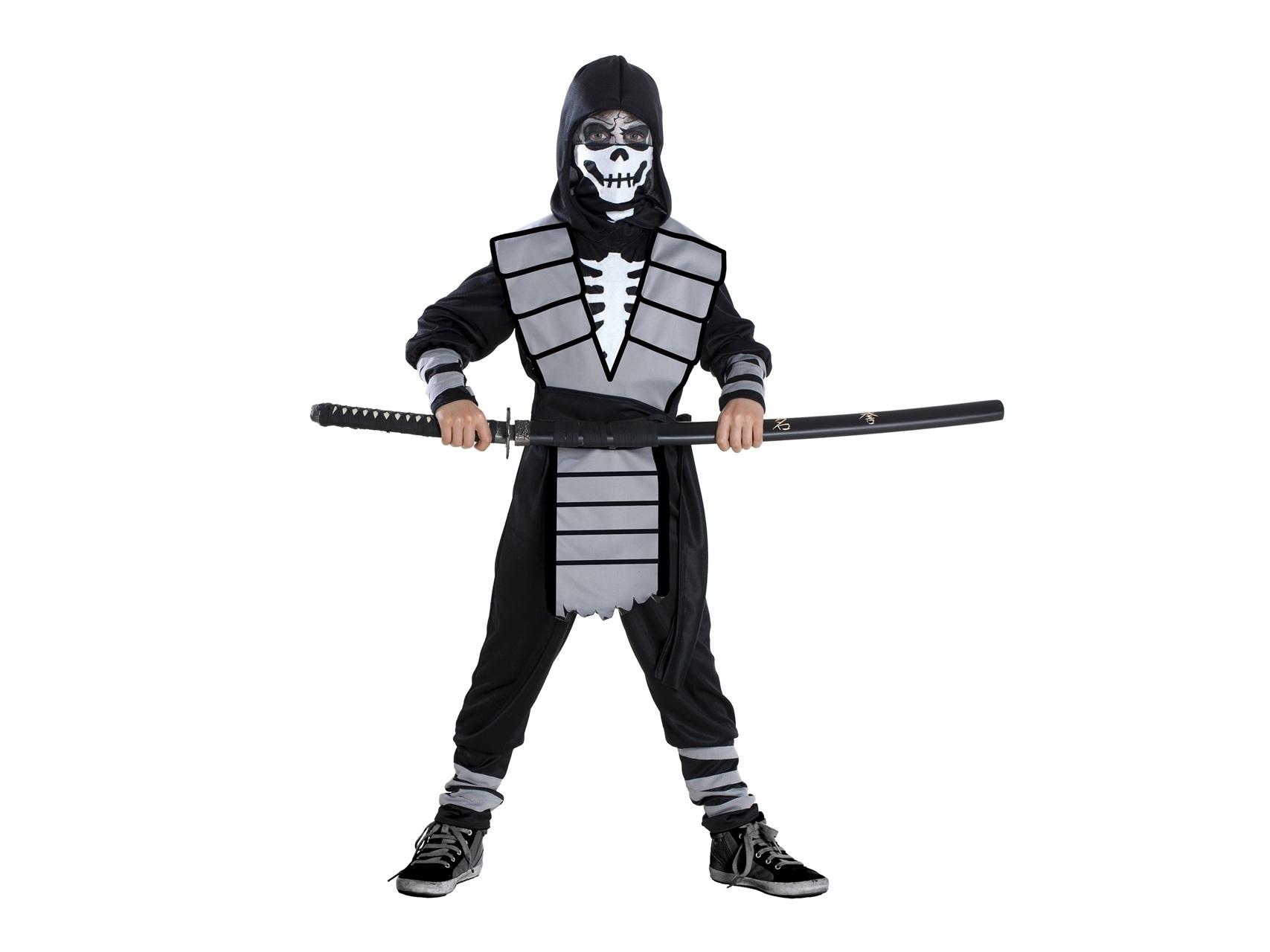 prezzo più basso miglior prezzo per offrire Costume di carnevale Dead Ninja bambino