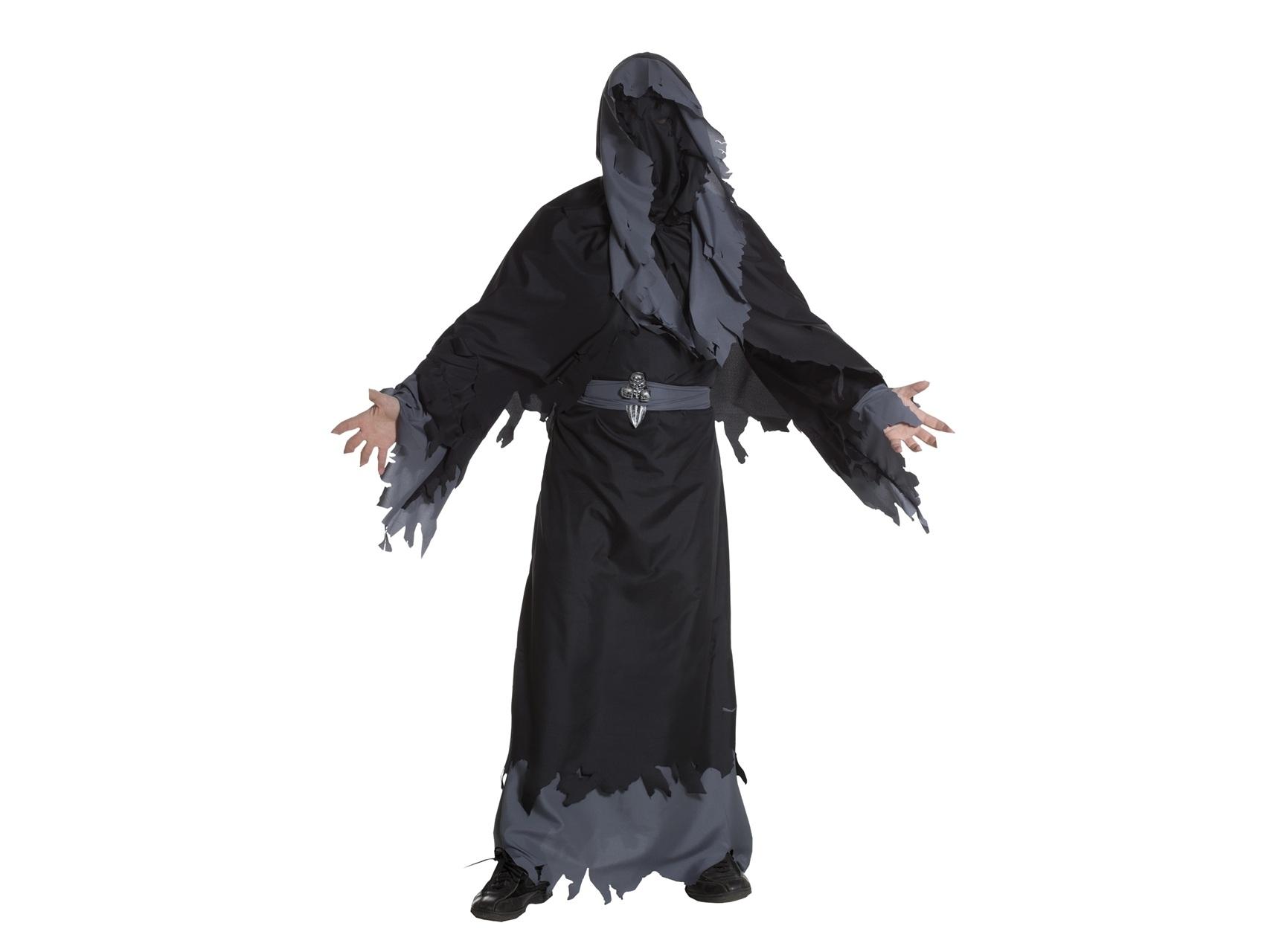 Costumi Halloween Adulti.Costume Di Carnevale Per Adulto Lord Delle Tenebre Uomo