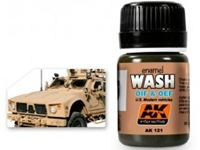Picture of WASH FOR OIF & OEF - US VEHICLES