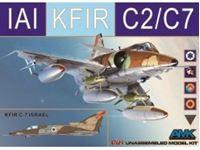 Immagine di 1/72 KFIR C2/C7