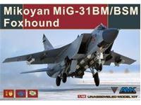Immagine di 1/48 Mikoyan MiG-31BM/BSM Foxhound
