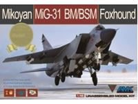 Immagine di 1/48 Mikoyan MiG-31BM/BSM Foxhound Limited Edition