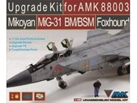Immagine di 1/48 Mikoyan MiG-31BM/BSM Foxhound Upgrade kit