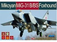 Immagine di 1/48 Mikoyan MiG-31B/BS Foxhound