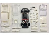 Immagine di CAMARO Z28 1969 - Full White Kit - preassembled chassis