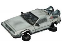 Picture of BTTFF 2 Frozen Hover Time Machine Vehicle
