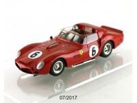 Picture of Ferrari 330 TRI n.6 Le Mans 1962 - Phil Hill, Olivier Gendebien