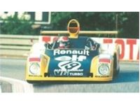 Picture of Renault Alpine A442 n. 19 Le Mans 1976