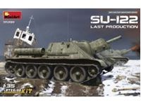 Immagine di 1/35 SU-122 (Last Production) INTERIOR KIT