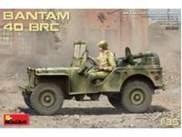 Immagine di 1/35 Bantam 40 BRC include fotoincisioni e 5 figure