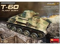 Immagine di 1/35 T-60 (PLANT NO.264,STALINGRAD) INTERIOR KIT