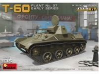 Immagine di 1/35 T-60 PLANT No.37 EARLY SERIES. INTERIOR KIT