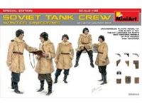 Immagine di 1/35 SOVIET TANK CREW (WINTER UNIFORMS) SPECIAL EDITION