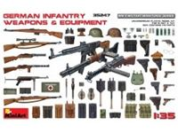 Immagine di 1/35 GERMAN INFANTRY WEAPONS & EQUIPMENT