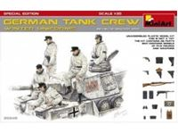 Immagine di 1/35 GERMAN TANK CREW (WINTER UNIFORMS). SPECIAL EDITION