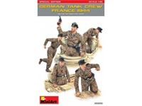 Immagine di 1/35 German Tank Crew (France 1944). Special Edition