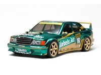 Picture of Tamiya 58638 rc MERCEDES 190E ZAKSPEED TT-01E