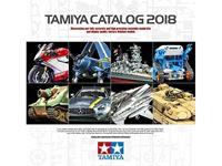 Immagine di Tamiya Catalogo a Colori 2018 TA64413