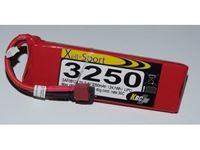 Picture of Lipo Xell-Sport 7.4V 3250MAH 2S 30C